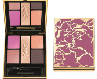 Want to see what surprises luxury label YSL prepared for the new season? If so, take a peek at the Flower Crush spring 2014 makeup line.