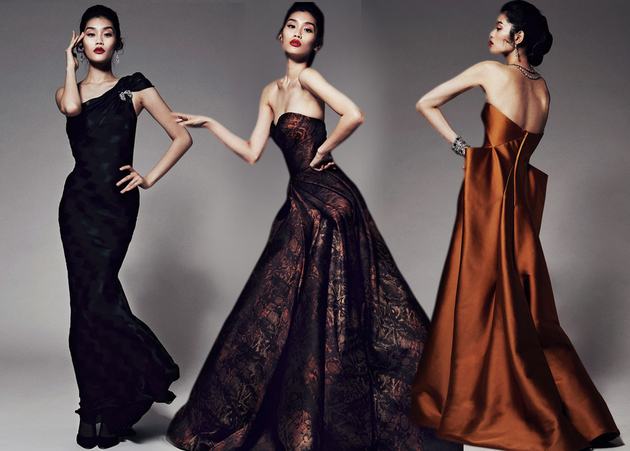 Zac Posen Pre-Fall 2014 Collection