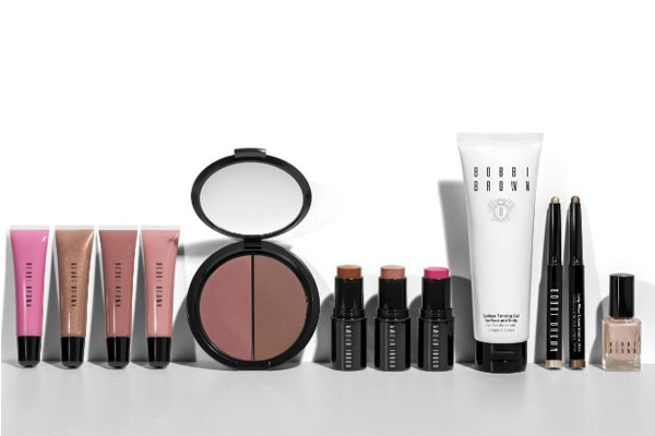 Bobbi Brown Nude Beach Summer 2013 Collection