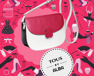 You can now have the perfect arm candy with the new Tous by You service which allows you to create your own hand-crafted bag!