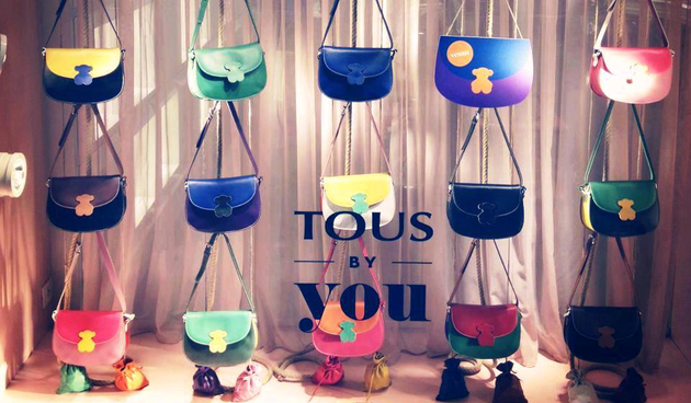 Create Your Own Bag with the New TOUS by You Service