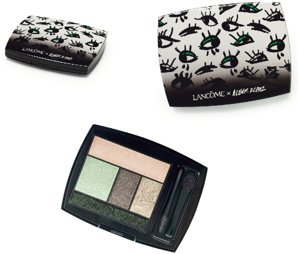 Alber Elbaz For Lancome Makeup Collection (5)