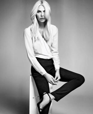 Aline Weber For A.Brand Winter 2013 Campaign (1)