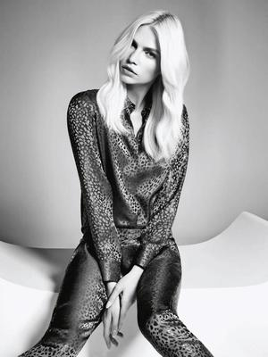 Aline Weber For A.Brand Winter 2013 Campaign (2)