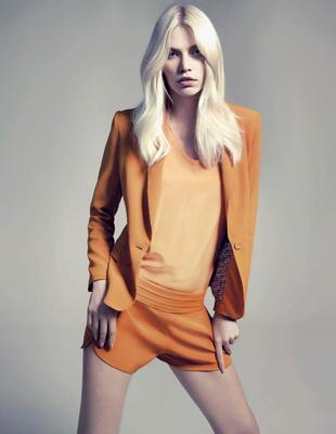 Aline Weber For A.Brand Winter 2013 Campaign (6)