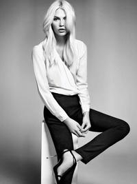 Aline Weber for A.Brand's Winter 2013 Campaign