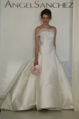 Angel Sanchez Bridal 2014 Collection (4)