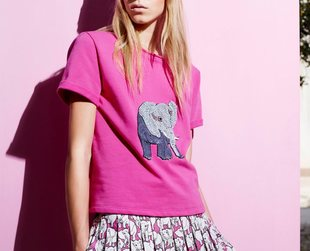 Check out the new Au Jour Le Jour Resort 2013 collection and give a free and spontaneous flare to your ensembles!