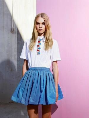 Au Jour Le Jour Resort 2013 Collection (10)