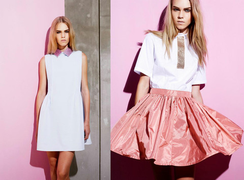 Au Jour Le Jour Resort 2013 Collection