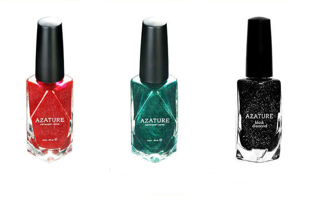 Azature Diamond Nail Polish Collection  (2)