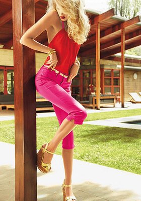 Bebe Summer 2013 Lookbook  (17)