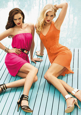 Bebe Summer 2013 Lookbook  (7)