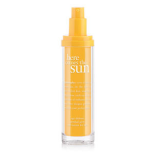 Philosophy Here Comes The Sun Gradual Self Tanner For Face