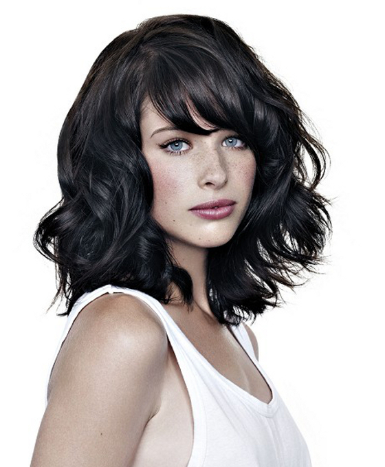 Awesome Best Haircuts For Wavy Hair Short Hairstyles Gunalazisus