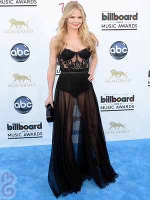 Jennifer Morrison 2013 Billboard Music Awards