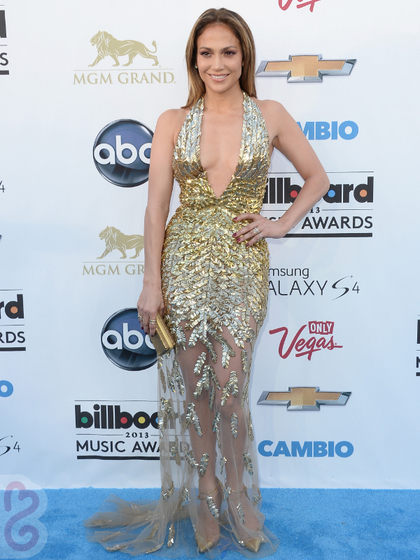 Jennifer Lopez 2013 Billboard Music Awards
