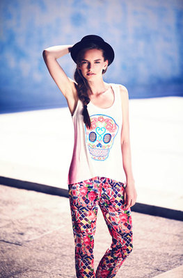 Bsk By Bershka May 2013 Lookbook (2)