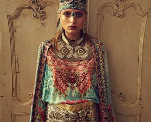Original, whimsical, eclectic...the fall 2013 offerings from Camilla will instantly sweep any statement loving fashionista off her feet!