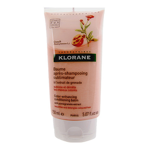 Klorane Pomegranate Extract Color Enhancing Conditioning Balm