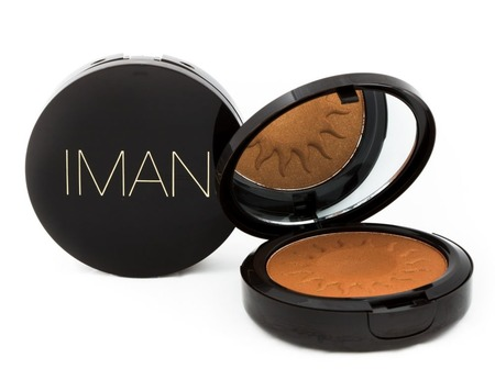 Sheer Finish Bronzing Powder