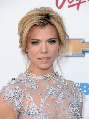 Kimberly Perry Hairstyle 2013 Billboard Awards