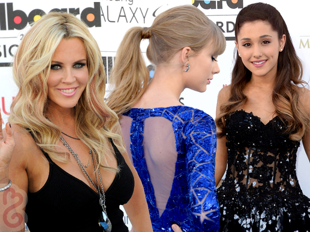 Celebrity Hairstyles from the 2013 Billboard Awards