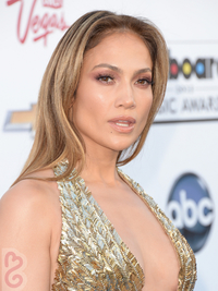 Jennifer Lopez Hairstyle 2013 Billboard Awards