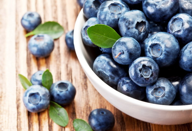 Blueberries For An Anti Cellulite Diet