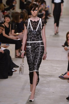 Chanel Resort 2014 Look 21