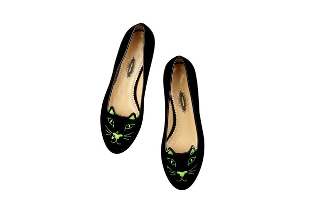 Charlotte Olympia X Tom Binns Punk Collection (1)