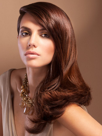Light Chocolate Brown Hair Shade