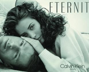 Famous supermodel Christy Turlington will once again appear in Calvin Klein Underwear's advertising campaign.
