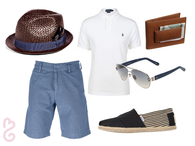 Mens Cruise Wear Daytime