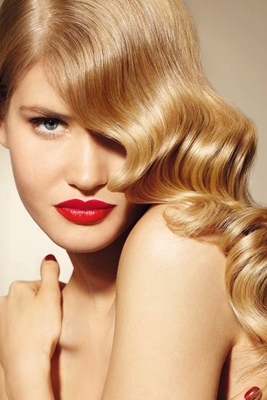 Gold Blonde Hair Color