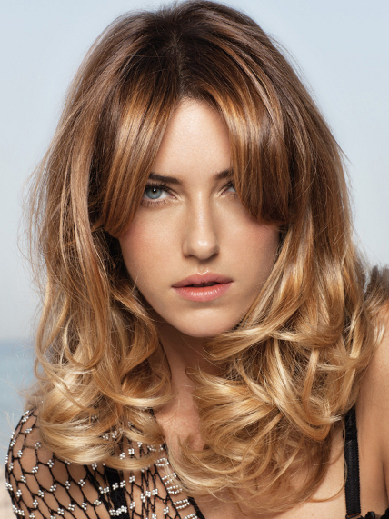 Pictures : Different Types of Blonde Hair Colors - Ombre ...