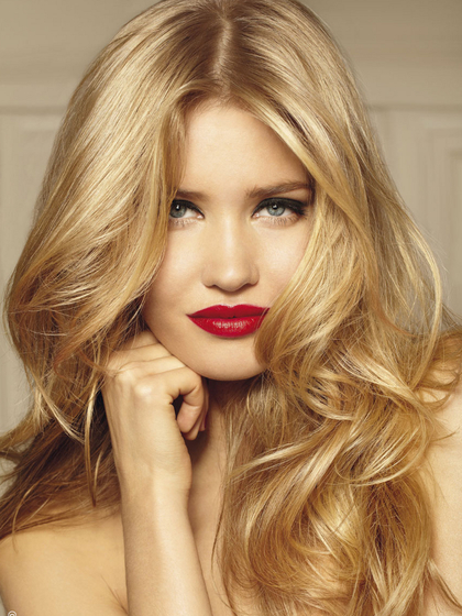How to dye golden blonde hair