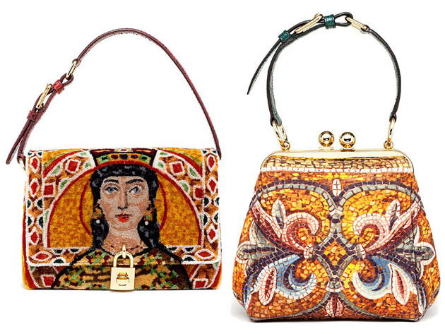 Dolce & Gabbana Handbags for Fall/Winter 2013