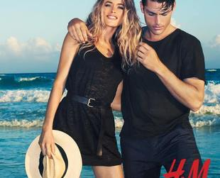 Get ready for a new range of covetable goodies from H&M! Check out the new High Summer campaign featuring VS Angel Doutzen Kroes!