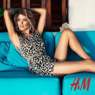Doutzen Kroes For H M High Summer 2013  (2)