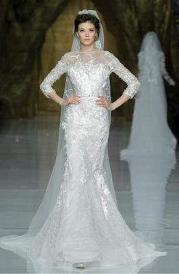 Elie By Elie Saab 2014 Bridal Collection  (7)