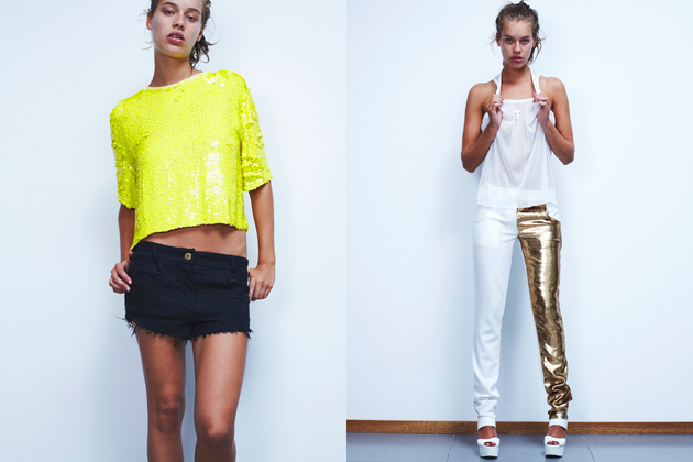 Filles à Papa Spring/Summer 2013 Lookbook