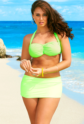 Gabi Fresh's Swimsuits For All Plus Size Collection (3)