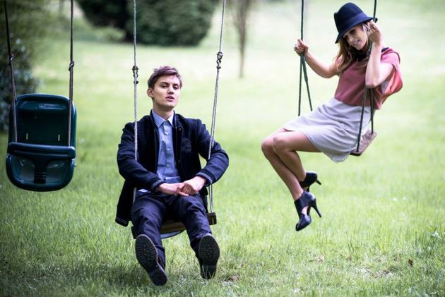 Georgia May Jagger And Boyfriend Josh Mc Lellan Star In Sisley's Campaign (2)