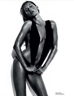 Gisele Bündchen Reveals Post Baby Body For Vogue  Brazil (3)