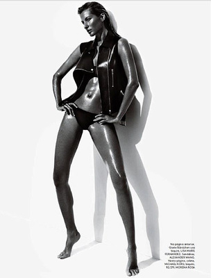 Gisele Bündchen Reveals Post Baby Body For Vogue  Brazil (7)