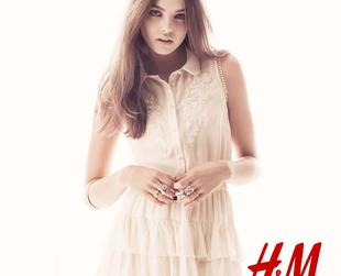 Romantic alert! Have a nosey at H&M's Divided Daydreams lookbook filled with achingly lovely goodies!