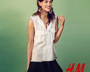 Have a nosey at the latest H&M Trend Update 'The New Mix' Lookbook and get ready to make a sartorial statement!