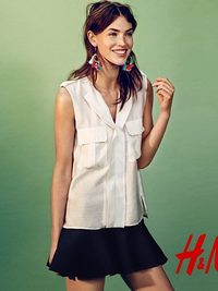 H&M Trend Update 'The New Mix' Lookbook
