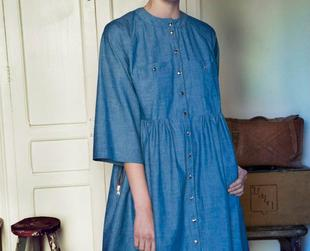 Have a nosey at the new Heinui 'Indigo girl' fall/winter 2013-2014 lookbook featuring easy-to-wear and uber-charming pieces!